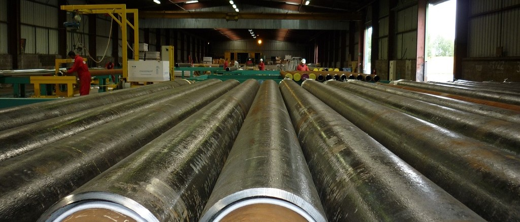 Insulated Pipe in Pipe