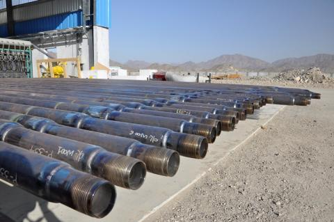 I-tubings factory in Sultanate of Oman
